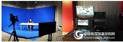 广播级虚拟演播室系统