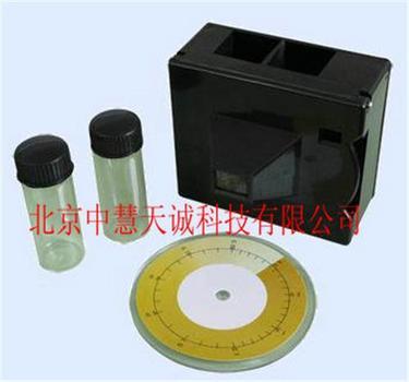 余氯比色器 型号:HJD/XB-3B