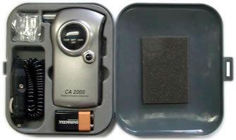 酒精检测仪CA2000打印型