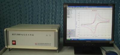 RST3100电化学工作站