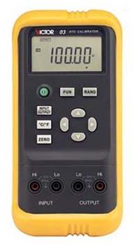 VICTOR 03热电阻校验仪