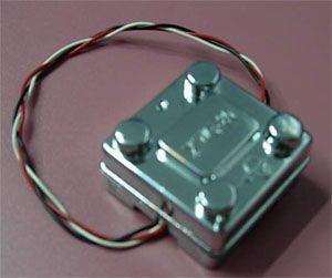 低功耗微机械陀螺仪