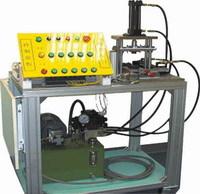JD-60500  油压冲孔成型实习机