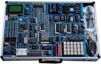 DICE598KⅡ超强型三合一单片机开发实验装置