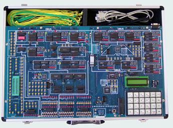 DICE-CP226超强型计算机组成原理实验装置