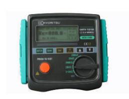 日本共立kyoritsu 4106 接地电阻测试仪