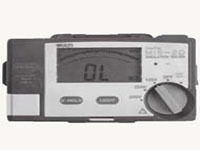 MIS4D日本万用MULTI绝缘/导通测试仪MIS-4D