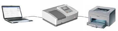 UV-6系列双光束大屏幕扫描行紫外可见分光光度计