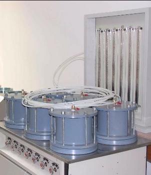 混凝土气密性测定仪(筑龙仪器)