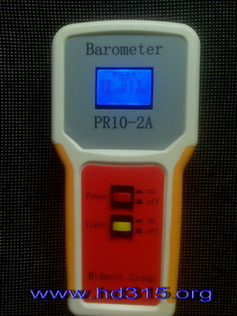 高精度数字气压计/气压计/气压表