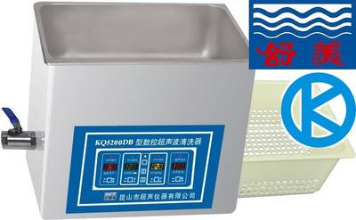 舒美KQ5200DB台式数控超声波清洗器