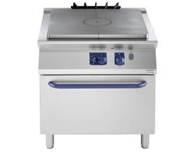燃气热板炉连下燃气焗炉QTGFG800
