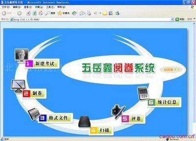 鑫e评校园版网上评卷系统
