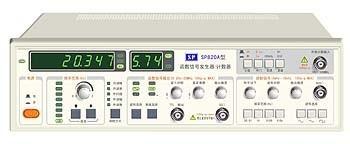 SP820A  SP820B   函数信号发生器+频率计