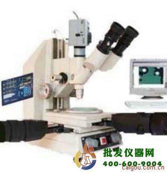 电脑测量显微镜