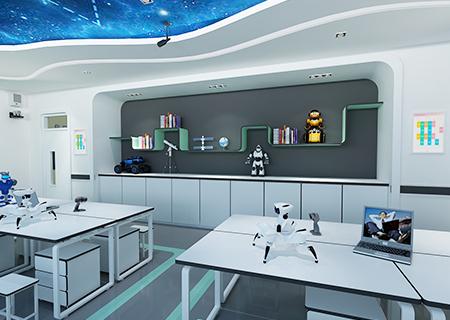 创客空间-智慧教室-录播室-智慧幼儿园-图书馆-多利来国际下载平台教室