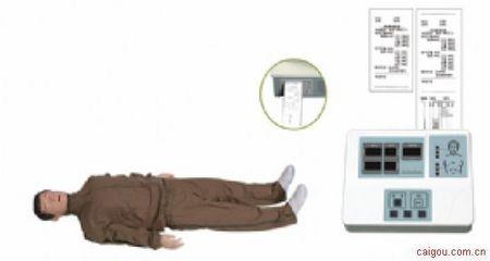 KAD/CPR380S高级数码语言提示全自动电脑心肺复苏模拟人(男/女)