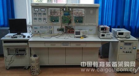 DICE-ZHFD3000 双PWM开放型综合发电实验台