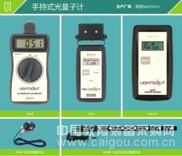 美国SPECTRUM品牌   3415F光量子测量仪