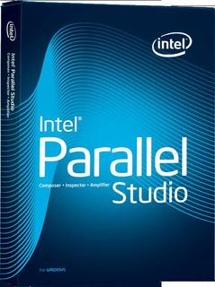 Intel Parallel Studio 并行计算软件