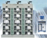 智能网络型群控电梯实训考核装备(技师)