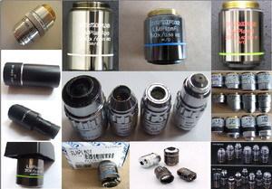 奥林巴斯工业显微镜物镜及目镜
