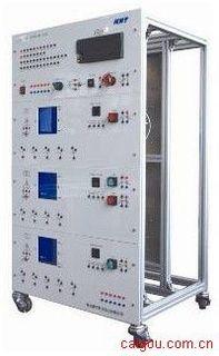 三层透明电梯实训装置|三层透明电梯实训模型
