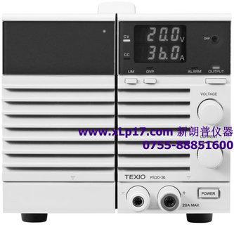 日本德士(TEXIO)PS6-60稳压直流电源
