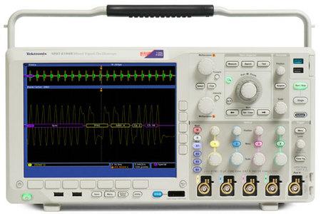 泰克DPO/MSO4000B系列数字荧光/混合信号示波器