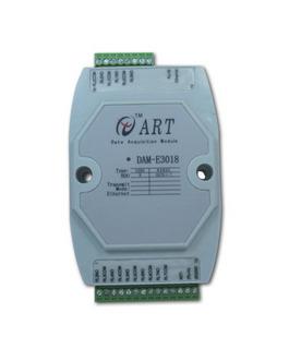 供应RJ45数据采集模块DAM-E3018