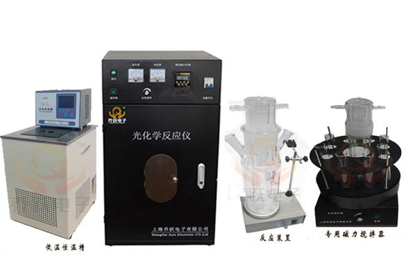 多功能光化學反應裝置的光源使用說明