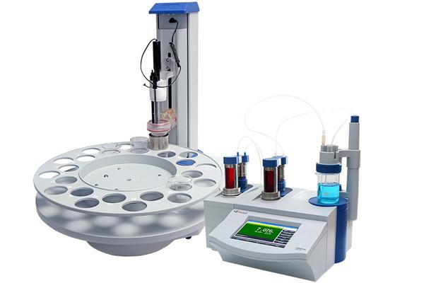 总酸及氨基态氮的全自动批量化测定