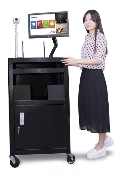 爱录客移动智能录播车+移动式跟踪摄像系统