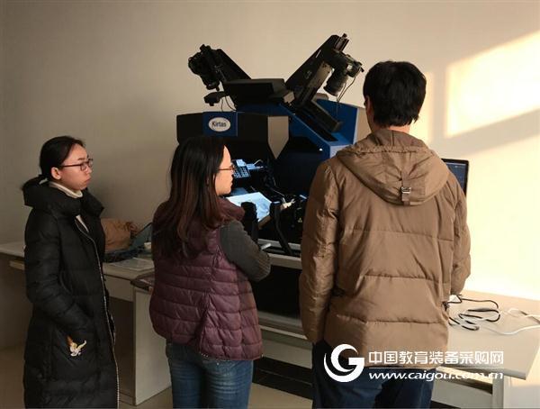 KABIS全自动书刊扫描仪助力天津师范大学