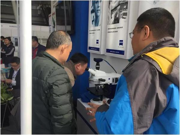 欧波同亮相第十三届山东国际科学仪器展会