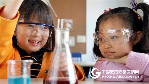 新课标确立,中小学实验室装备市场需求多