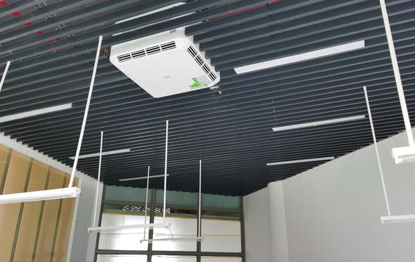 幼儿园空气环境控制系统建设项目