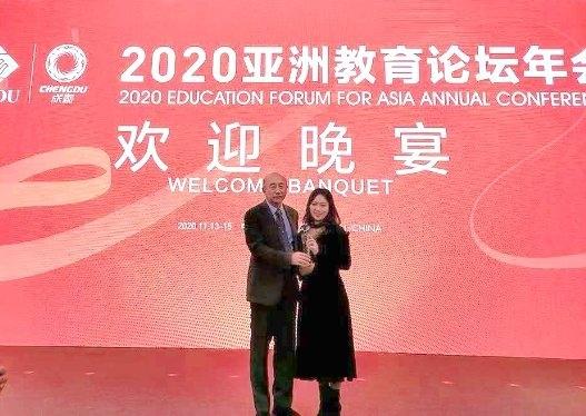 汇佳幼儿园喜获2020亚太学前教育影响力50强