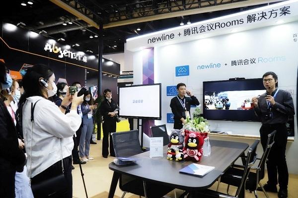引領會議協作新浪潮!newline隆重登場北京InfoComm China 2020