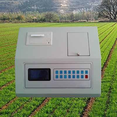 土壤墒情监测系统在新和县的实际应用