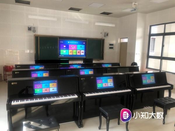 小知大数智能音乐教室:解决音乐师资缺乏和教育资源均衡化问题