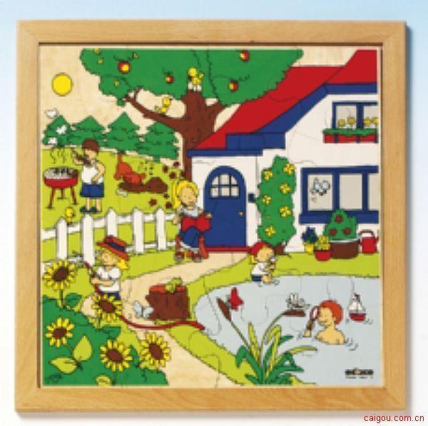 幼龄四季系列-夏天