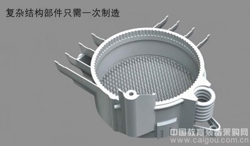 EOS M400金属激光烧结设备