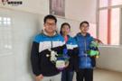"""武汉中学生用芯片制作""""全能气象探测小车"""""""