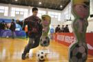 南京55所中小学启动足球嘉年华