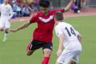 2017国际青少年校园足球邀请赛揭幕