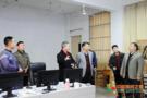 河南城建学院领导检查多媒体教室建设工作
