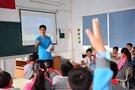 菲仕兰营养课堂走进上海打工子弟学校