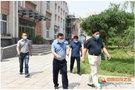 河北民族師范學院開展疫情期間校園安全大檢查