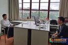 西南林业大学党委副书记刘清江到部分学院调研指导就业工作